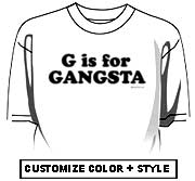 G is for Gangster
