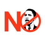 NO TO OBAMA