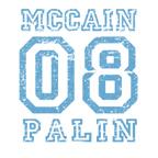 MCCAIN PALIN 08 Blue