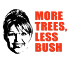 More Trees, Less Bush