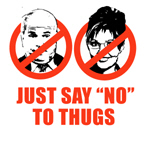 ANTI-MCCAIN/PALIN: JUST SAY NO TO THUGS