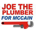 Joe the Plumber for McCain
