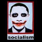Obama Joker - Anti-Socialism