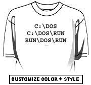 c:\dos\run (see dos run)