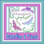 Butterflies and Friendship
