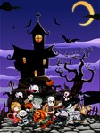 Kids Halloweening