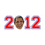 Obama 2012 Face