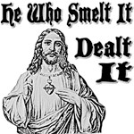 He Who Smelt It Dealt It