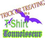 Halloween T Shirt Connoisseur