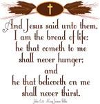 John 6:35 Wheat