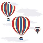 Hot Air Balloon Aircraft