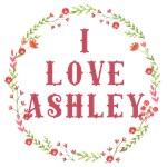 I Love Ashley Gone With the Wind