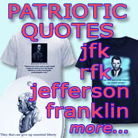 Quotes from Famous Liberal Patriots