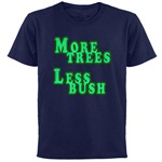 More Trees Less Bush