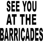 See You at the Barricades