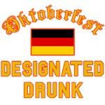 Oktoberfest Designated Drunk