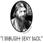 Wacky Fake Rasputin Quote