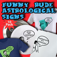 Insulting Astrology! Funny and Rude ZODIAC SIGNS!