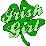 Irish Girl St. Patrick's Day T-shirt
