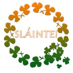 Slainte Irish Blessing