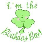 I'm the Birthday Boy! Irish Birthday