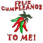 Feliz Cumpleanos Happy Birthday to Me en Espanol