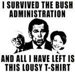 Funny I Survived the Bush Administration