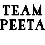 TEAM PEETA Mellark Hunger Games