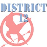 District 12 Hunger Games tshirts