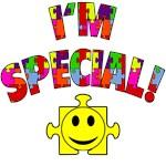AUTISM Design:  I'm Special!