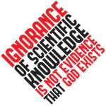 ignorance of scientific knowledge is not proof god exists