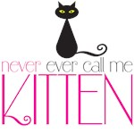 Castle - Never call me kitten