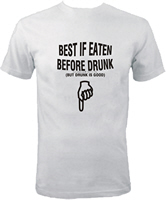 Eat Before Drunk