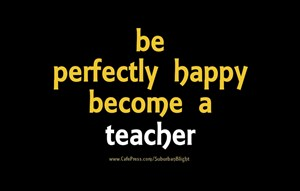 Perfectly Happy *Teacher*