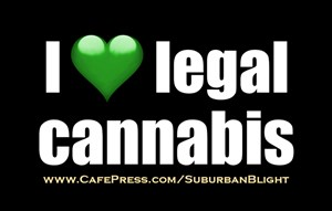 I *Love* Legal Cannabis