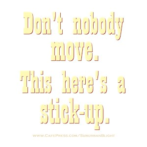 Don't Nobody Move