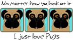 I Just Love Pugs