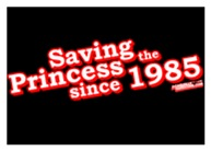Saving The Princess Since 1985