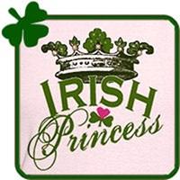 Irish Princess Tiara t-shirts and gifts