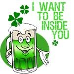 Green Beer Innuendo