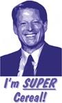 Al Gore - I'm SUPER Cereal!