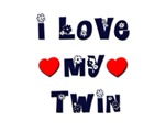 I Love MY TWIN