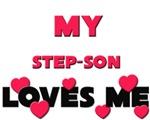 My STEP-SON Loves Me