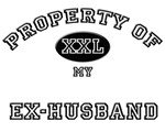Property of my EX-HUSBAND