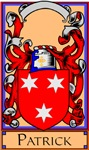 PATRICK Coat of Arms