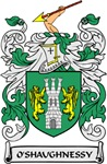 O'SHAUGHNESSY 2 Coat of Arms
