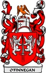 O'FINNEGAN Coat of Arms