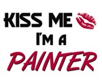 Kiss Me I'm a PAINTER