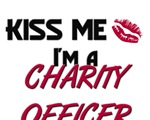 Kiss Me I'm a CHARITY OFFICER