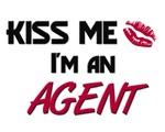 Kiss Me I'm a AGENT